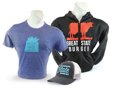 Great State Burger Apparel