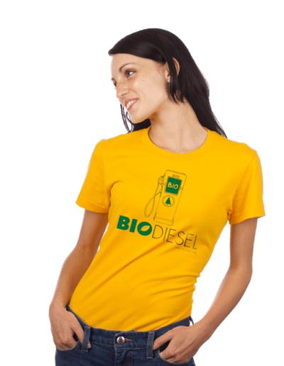 Biodiesel Tshirt 510