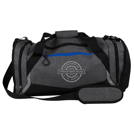 Custom Promotional Duffel Bags Seattle Urban Bike Wear