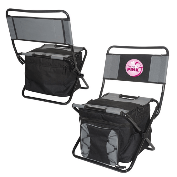 Custom Promotional Coolers Seattle Folding Chair