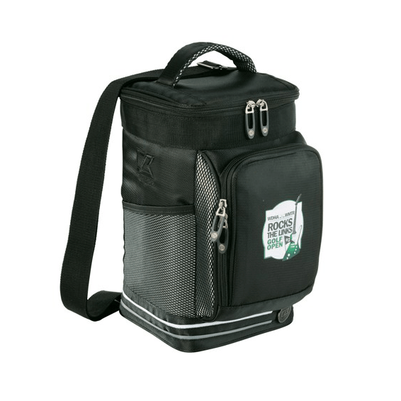 Custom Promotional Coolers Seattle Cutter & Buck Golf Bag