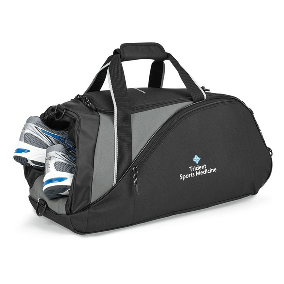 Custom Promotional Duffel Bags Seattle Fast Break Sport