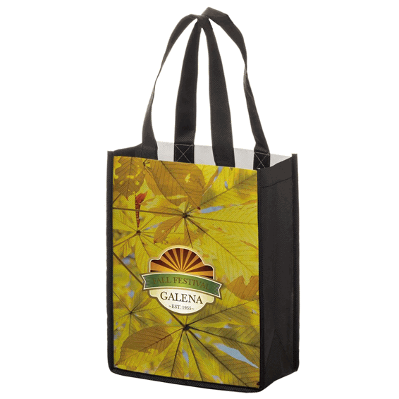 Custom Shopping Tote Bags Seattle PET