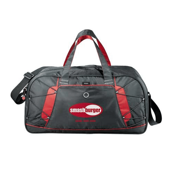 Custom Promotional Duffel Bags Seattle Shockwave