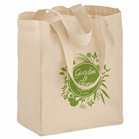 Custom Promotional Canvas Tote Bag Seattle