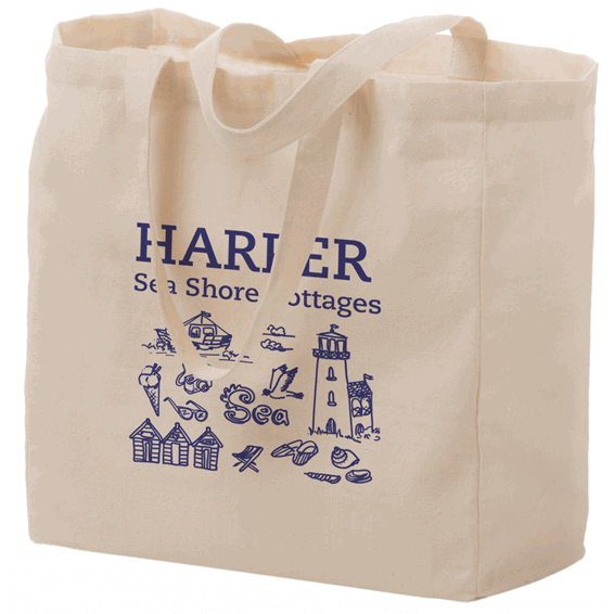Custom Promotional Cotton Canvas Tote Bag Seattle