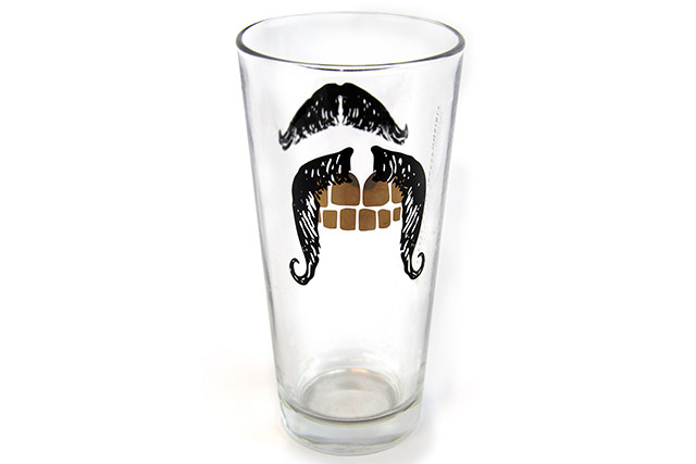 Custom Designed Promotional Glasses