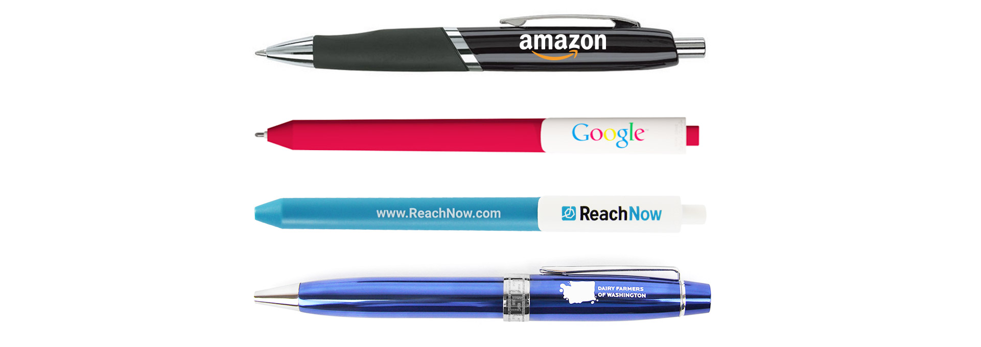 Branded Corporate Logo Promotional Pens