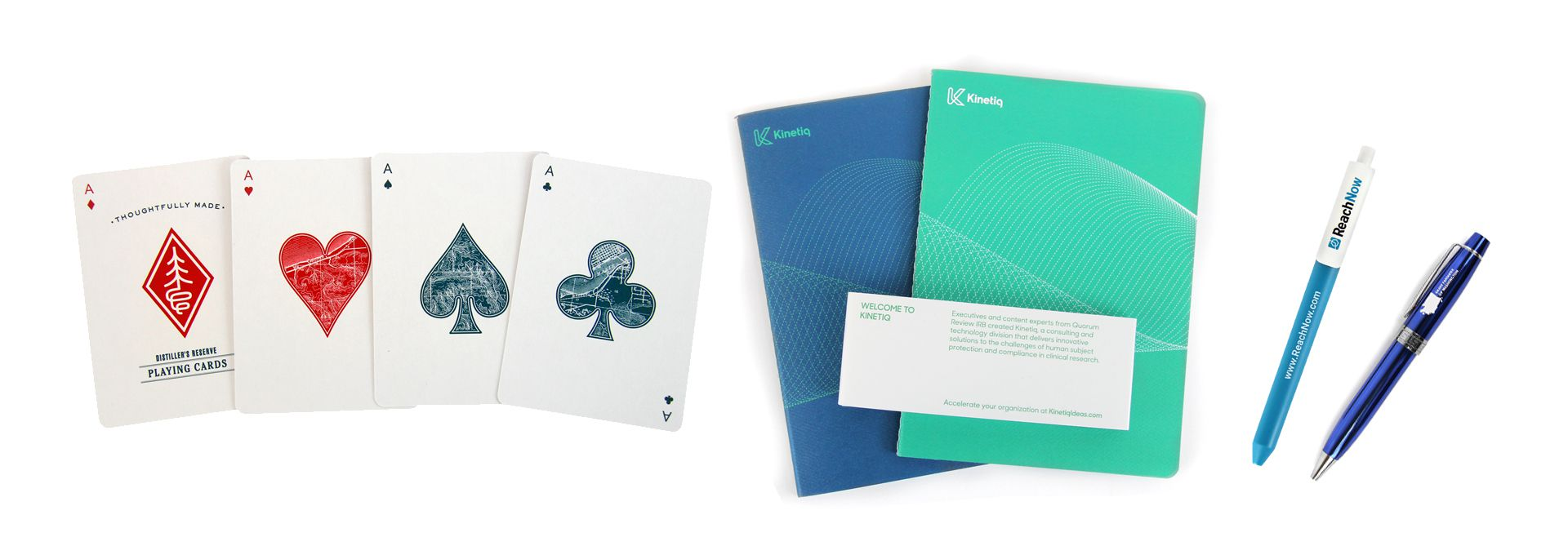 Custom Printed Promotional Paper Products Seattle