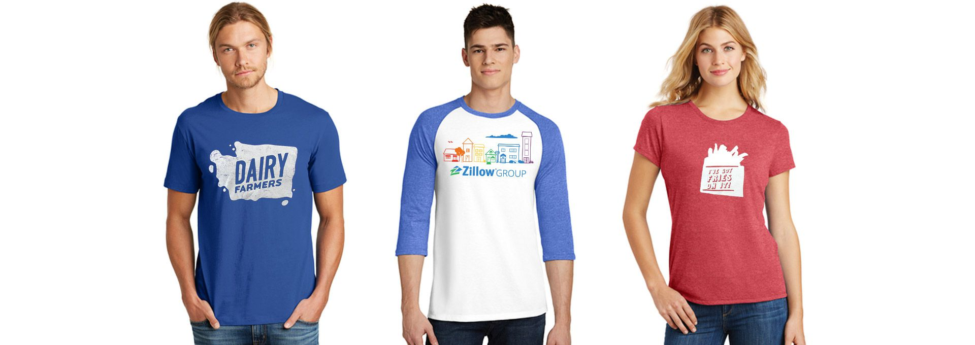 Custom Printed & Branded Promotional T-Shirts Supplier Seattle