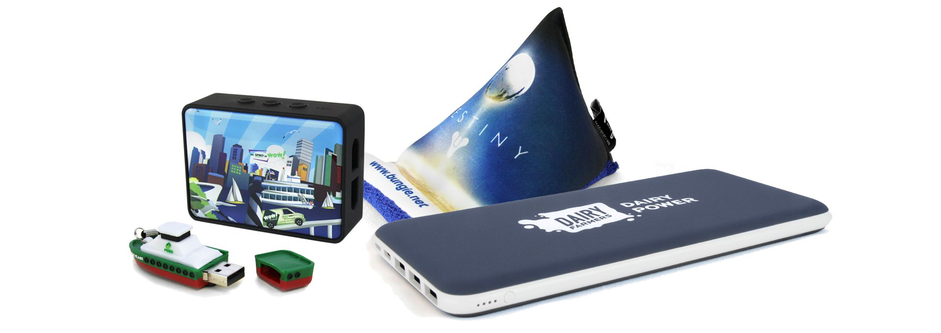 Custom Promotional Products, Seattle Tech Productsm Promotional Products, tech products, Seattle