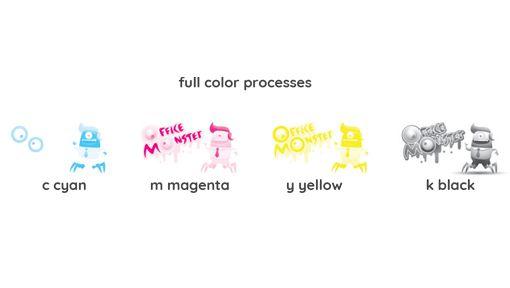Custom Full Color Printing Logo Glasses  Seattle