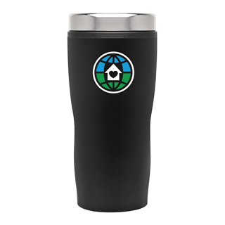 Custom Corporate Logo Travel Mug Seattle