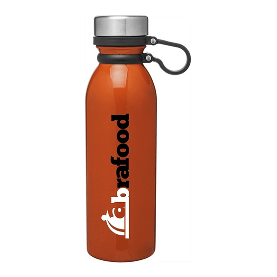 Custom Printed Corporate Logo Water Bottles Seattle H2go Concord Stainless Steel