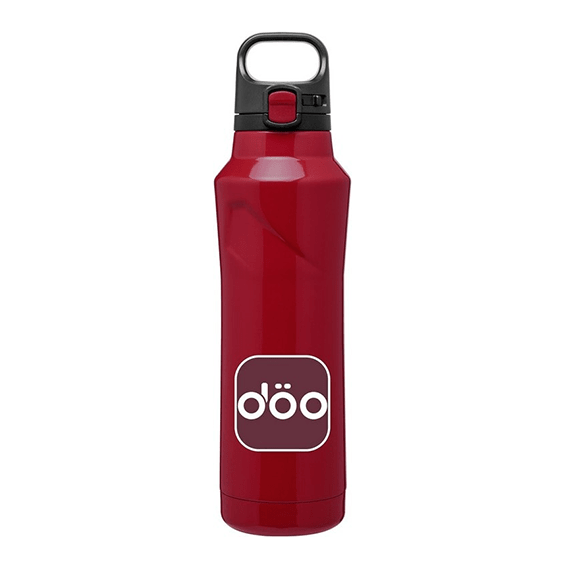 Custom Printed Corporate Logo Water Bottles Houston H2go