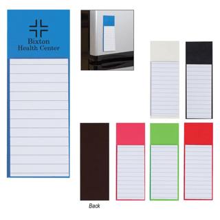Seattle Custom Promotional Notepads Magnetic
