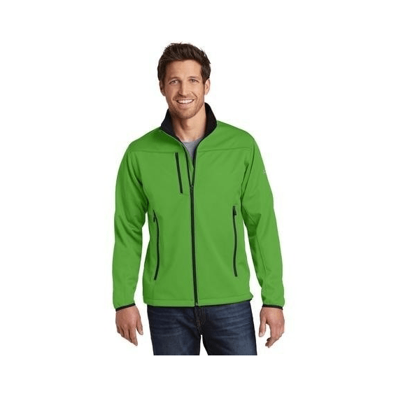 Custom Branded Corporate Logo Promotional Jackets Seattle: Eddie Bauer Soft shell
