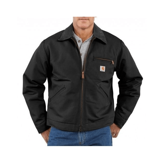 Custom Corporate Logo Promotional Jackets Seattle: Carhartt Duck Detroit Men's