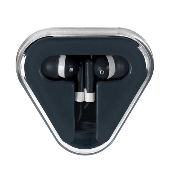 Custom Branded Corporate Logo Earbuds Seattle: Mini