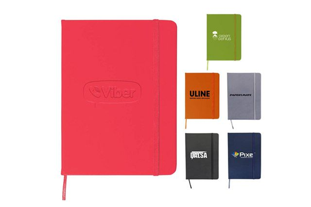 Custom Printed Promotional Corporate Logo Journal By Trilogy Seattle