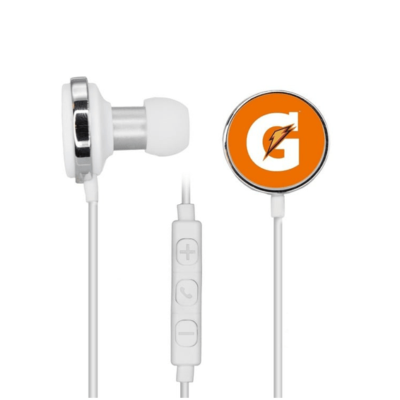Custom Branded Logo Seattle: SugarBudz In-Ear Headphones