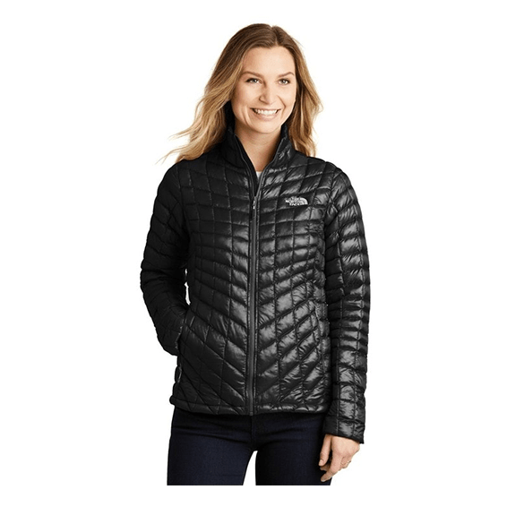 Custom Corporate Logo Jackets Seattle  The North Face ThermoBall Trekker  Ladies 4f260ffde