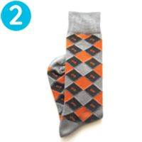 Custom Promotional Dress Socks Seattle