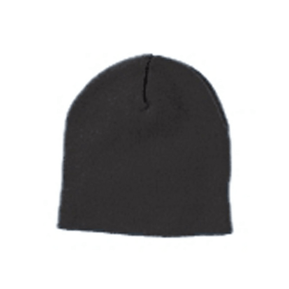 Corporate Logo Printed Hats: Yupoong Adult Knit Hat