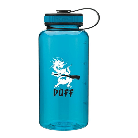 Custom Printed Water Bottles Seattle H2go Wide BPA-Free Supplier
