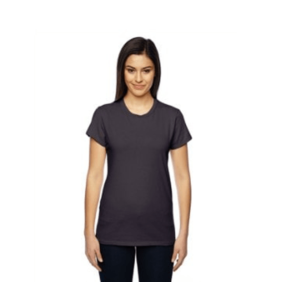 Custom Printed T-Shirts Seattle: American Apparel Ladies