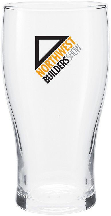 Custom Printed and Branded Pub Glass Seattle