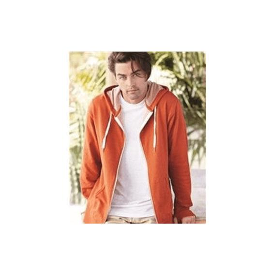 Sweatshirts Custom Printed Seattle: Unisex Hooded Terry Full Zip