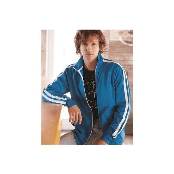 Sweatshirts Custom Printed Seattle: Unisex Poly-Tech Full Zip