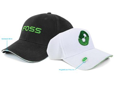 Custom Branded Seattle Corporate Logo Promotional Hats