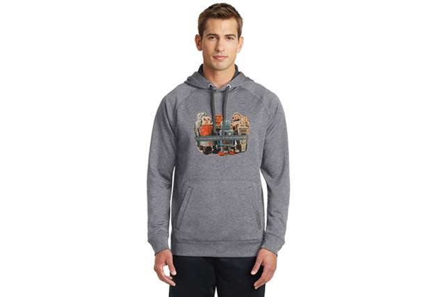 Custom Printed Apparel Hoodies Seattle