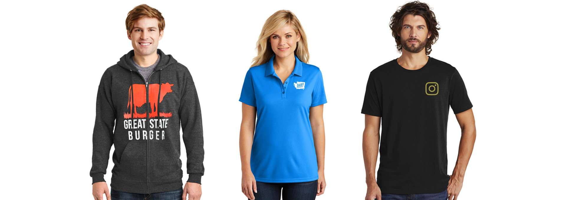 Custom Printed & Branded Promotional Apparel Supplier Seattle