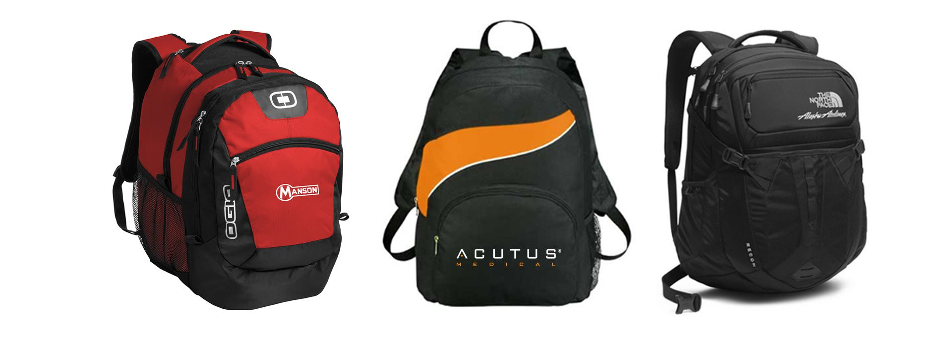 Custom Branded Printed Promotional Backpacks Supplier Seattle