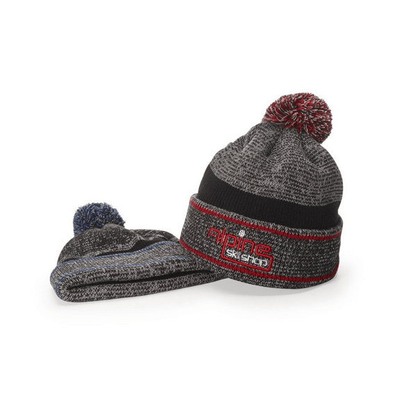 Seattle Custom Printed Hats: Pom Beanie Hat