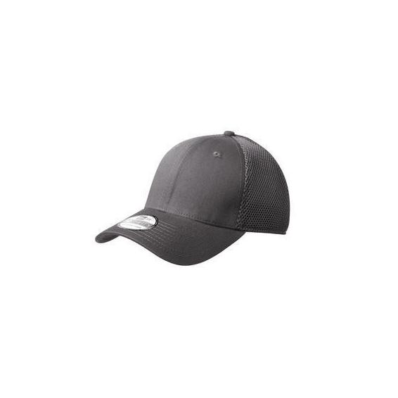 Custom Printed Hats Seattle: New Era Stretch Mesh