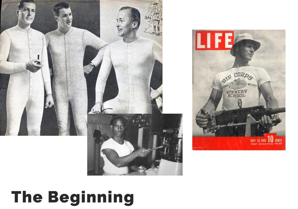historyoftees- beginning