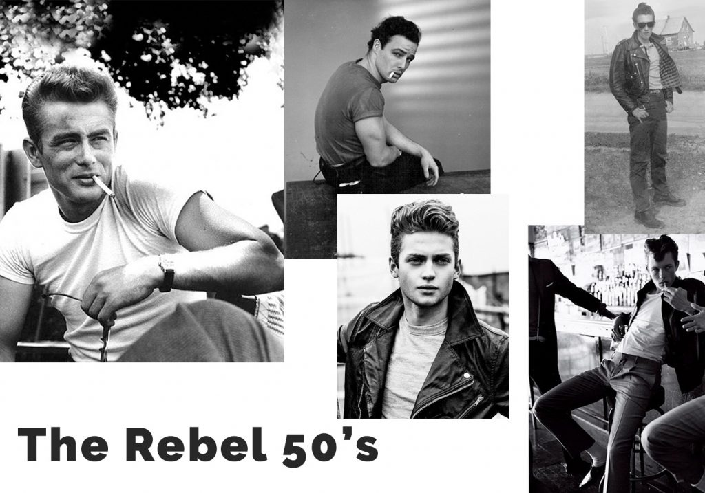 The History Of T-shirts- 50's