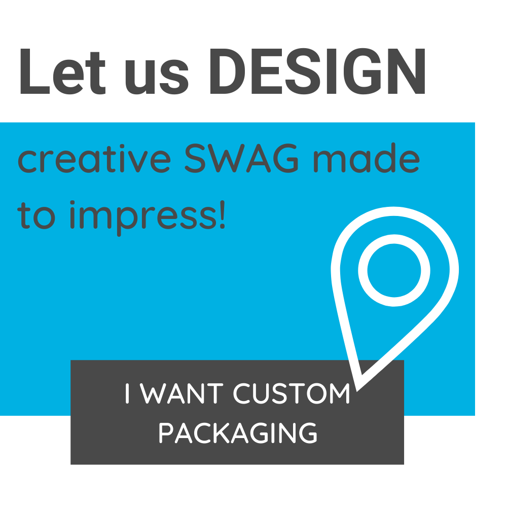 Click to fill out our Custom Packaging design form if you need help creating custom packaging for your business