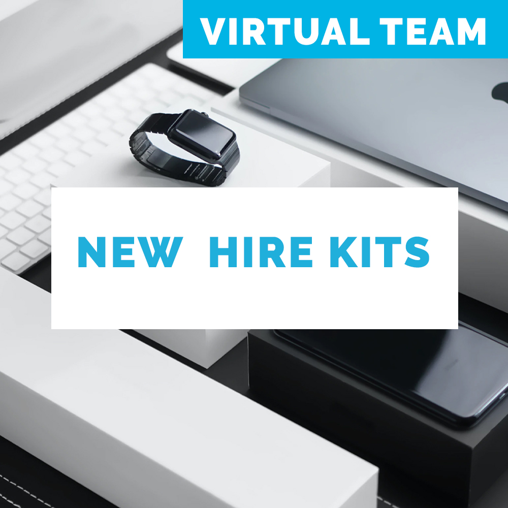 NEW HIRE WELCOME KITS FOR NEW HIRE EMPLOYEES