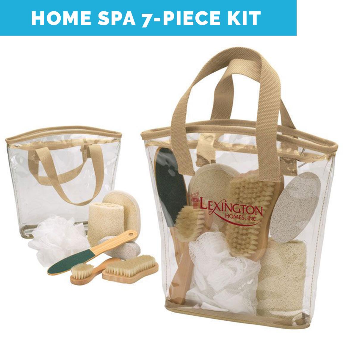 custom branded spa relaxation kit