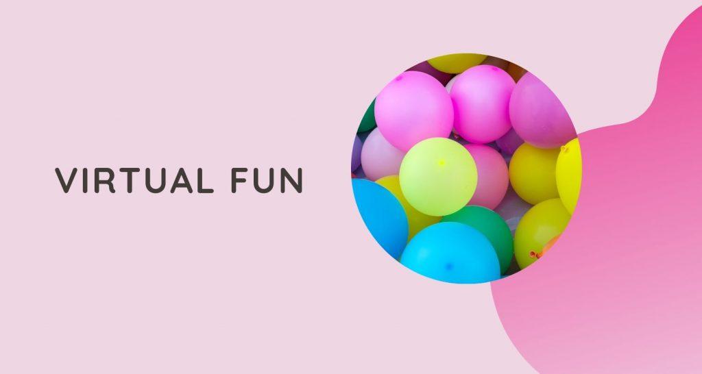 Advertising Products-Virtual Fun Kits- Virtual Happy Hour